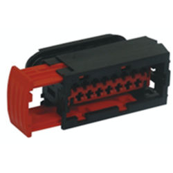 15pin 1801326-1 Fabricante de cable eléctrico de la caja de lámpara LED