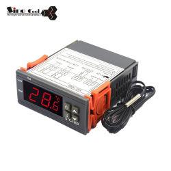 Regolatore di temperatura della STC 1000 dell'uscita del relè del termostato Stc-1000 due di CA 110-220V 10A di Digitahi per l'incubatrice