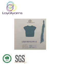 Usine directement Kid en nylon/laine de cachemire haut fils encombrants Ly-N122