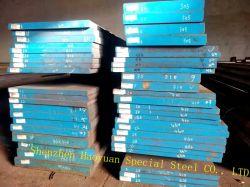 D2 1.2379 SKD11 Herramienta de hoja de acero de aleación de morir su placa de acero Barra redonda cuadrada
