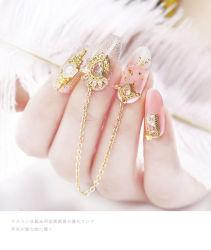모조 다이아몬드 못 예술 스티커 아름다움 수정같은 돌은 도매 훈장을 진주 모양이 되게 한다