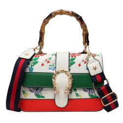 方法贅沢な肩のブランドの女性のタケ携帯用袋