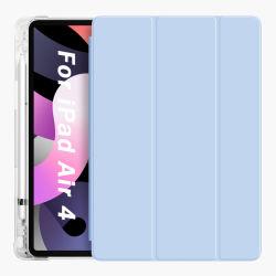 Caixa antichoque clara transparente de volta a Shell para iPad 10.9 4 do Ar caso