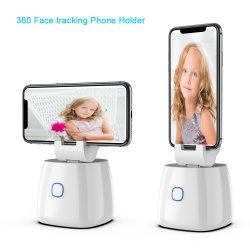 360 Degré face de l'objet de suivi automatique des téléphones mobiles titulaire 2021 voiture chaude titulaire cadeau de promotion du statif