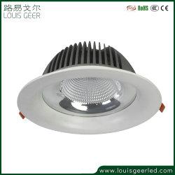 Hot Sale 7W 15W 18W 25W 30W SMD LED Downlight encastré dans le carter de rafles