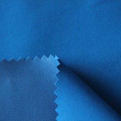 Prodotto intessuto Oxford blu del poliestere laminato impermeabile di TPU 5K/3K 150d per i rivestimenti/coperture/giù/parka/uniforme