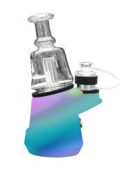 2021 Les nouveaux arrivants 2600mAh 12 couleurs vaporisateur de cire 4 réglages de température portables Kit Enail DAB Rig soc
