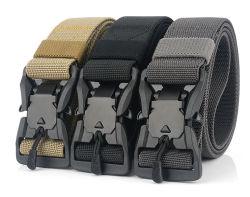 Cinghia tattica militare di nylon elastica esterna durevole di addestramento