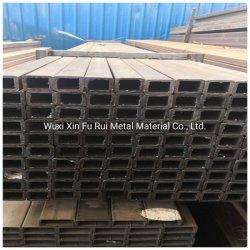 L$signora Galvanized o tubi d'acciaio a spirale neri di ASTM A252 S355 per gli impianti/conduttura dell'acqua del mucchio/materiale da costruzione/fondamento, del petrolio e del gas