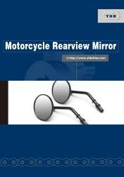 Rearview Spiegel van de motorfiets
