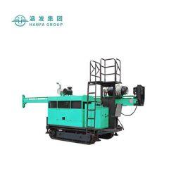 Hfdx-4 1000m/700m/500m portátil Metro Perfuratriz geológico mineiro Diamond Core Máquina de perfuração