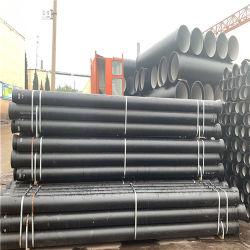 Haute qualité K7, K8, K9 tuyau en fonte ductile de gros en usine
