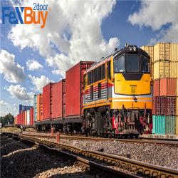 Agente de Transporte Ferroviario de Mercancías Dropshipping Shenzhen China a España