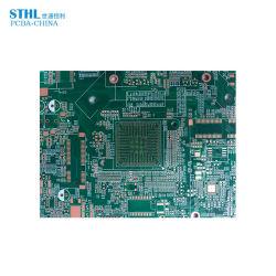 La inmersión personalizada RoHS Oro 94V0 Circuito Impreso PCB Fabricante