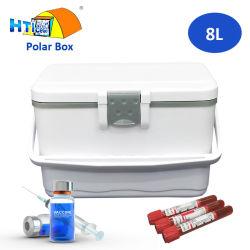 医療用クールボックス血液輸送クーラコールドチェーン管理 ワクチン