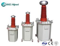 Ydj sumergidos en aceite de la serie de pruebas de tipo dieléctrico Probador de transformador de CA Hipot DC Tester