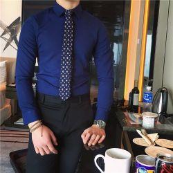 100% Algodón Camisetas de hombre de vestimenta casual de impresión personalizado Camiseta hombres