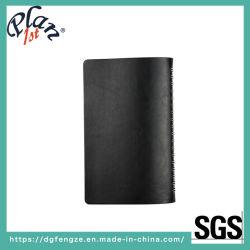 Custom черный бизнес-ноутбук бумаги формата A5 к сведению адресной книги