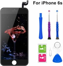 """Для iPhone 6s замена экрана 4.7"""" Мобильный телефон ЖК-Black дигитайзер сенсорный экран в сборе с 3D-сенсорный ЖК-дисплей"""