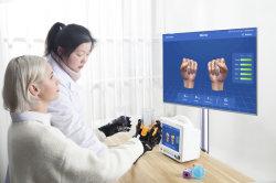 물리 치료 기압 훈련 개화 장비 손 기능 핑거 손 개화 로봇