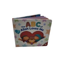 Capa dura barata de alta qualidade de impressão de livro fotográfico colorido de Design Personalizado leitura do Livro de Histórias Learing Bebé