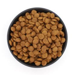 Alimentação de fábrica OEM ricos em proteínas animais de estimação Pato Frango bons alimentos secos para cães Paratability