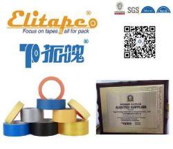 Elitape Gz BOPP selbstklebendes packendes Cinta acrylsauerband/Briefpapier-Band/verstärken Fabricduct Band/selbsthaftendes Kreppband/doppeltes Band der Seiten-Tape/PVC/Antibeleg-Band