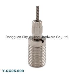 Pinzas de cable de paneles de yeso Hardware imagen del bastidor Gancho para colgar carteles