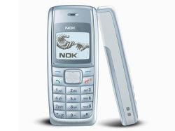 De basis Mobiele Telefoons van de Functie voor Nokia 1112 met MultiTaal