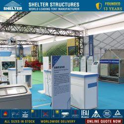 خيمة 20X40m مع جوانب خيام إطار معرض الزراعة خيمة المظلة في ثياوان
