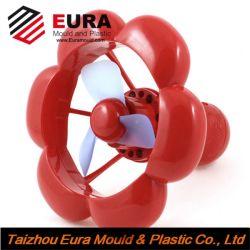 الشركة المصنعة للمعدات الأصلية الصينية تخصيص تصميم مروحة الأجهزة المنزلية الحلية اللدائن الحقن البلاستيك قالب