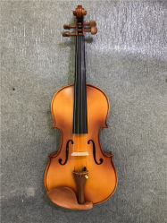 Violon en bois massif de populariser les instruments de violon 4/4
