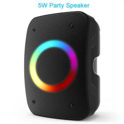 Correcte Doos van de Spreker van DJ van de Partij van de Spreker van Bluetooth de Audio Actieve Aangedreven Professionele Draadloze Mini