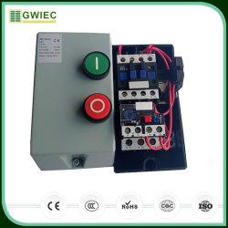 Dispositivo d'avviamento magnetico protettivo 9A 12A 16A 25A del motore a corrente alternata