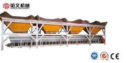 Batcher 기계 구체적인 입욕 장비 1회분으로 처리 공장 건설 장비