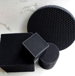 Betätigte Kohlenstoff-Bienenwabe/Luftfilter, Luftfilter betätigten Kohlenstoff, betätigte Holzkohle