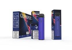 Gunnpod Einweg-Vaporizer 20 Geschmacksrichtungen 2000 Puffs 5% Nikotin Disposable Vape Pen Exklusiver Offizieller Suppiler