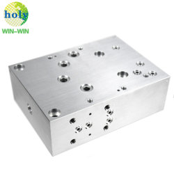 Alta precisión de metal personalizados maquinaria molienda el bloque de aluminio mecanizado CNC de Hardware vehículo Auto el mecanizado de piezas de plástico