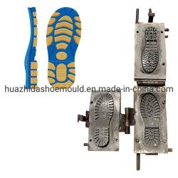 La zapata de TPR de inyección de plástico molde único deporte profesional en China fabricantes