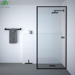 유럽 샤워실에 있는 일반적인 디자인 고품질 주문을 받아서 만들어진 안전한 유리제 도보