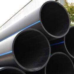 400mm, 450mm, 500mm de tubo de plástico de alta presión del tubo de HDPE