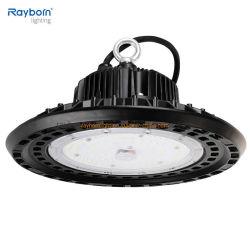 IP65 UFO LED 높은 만 전등 설비 100W 150W 200W 산업 점화 LED 높은 만 램프