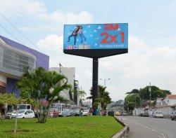 P4 P6 P8 P10 impermeable al aire libre a todo color Billboard de la pantalla LED para publicidad