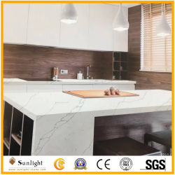 Goedkope High Quality Customize White/Black/Grey/Beige/Yellow/Blue Granite/Marble/Quartz Stone Kitchen Bathroom Eassed/Laminate/Bullnose Ijdelheid Island Countertops