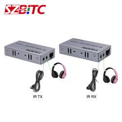 4K 100m d'extendeur HDMI avec audio Cat5e/Câble Ethernet CAT6