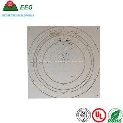 UL ISO 승인되는 단 하나 옆 두 배 옆 다중층 Aluminum/Fr4 LED PCB