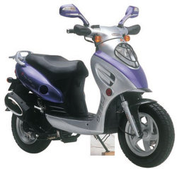 Moped 50cc/125cc (NSD-M50/125)