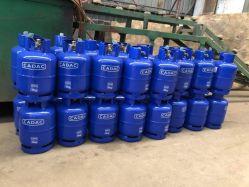 Portable 12L Capacité d'eau Bouteille de GPL 5kg cuve sous pression