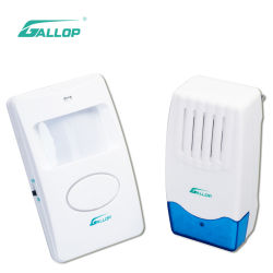 Gallop Anti-Theft Home Security ワイヤレス Doorbell アラームシステム