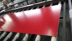 光沢のあるラッカーコート仕上げ。 1050 H14 1060 H24 グレード、塗装済みアルミニウム